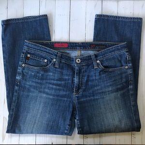 Adriano Goldschmied AG The Capri Jeans Sz 29 R